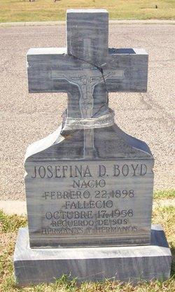 Josefina <i>Dominguez</i> Boyd