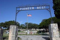 Pioneer Rest Cemetery