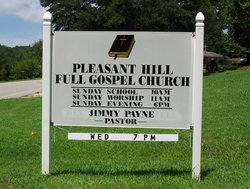 Pleasant Hill Full Gospel Church Cemetery