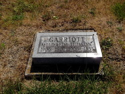 Mildred Garriott
