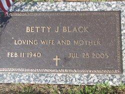 Betty Jean <i>Brandenburg</i> Black