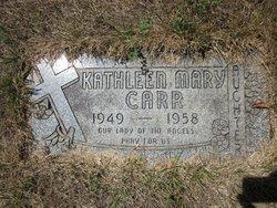 Kathleen Mary Carr
