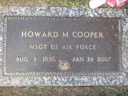 Howard Murray Cooper