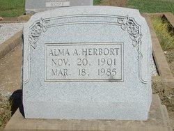 Alma A. <i>Hopf</i> Herbort