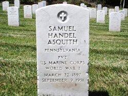 Samuel Handel Asquith