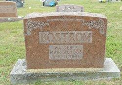 Walter Bostrom