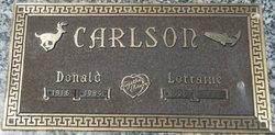 Donald Murray Carlson