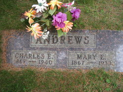 Mary Elizabeth <i>Coombs</i> Andrews
