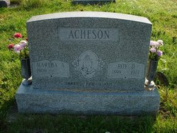 Martha A. <i>Wiemuth</i> Acheson