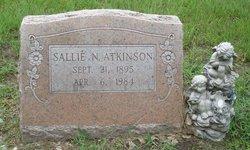 Sallie Naomi Atkinson