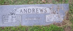 Lucy Ann Andrews