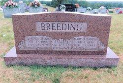 Mary Elizabeth <i>Yates</i> Breeding