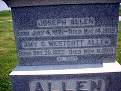 Amy <i>Westcott</i> Allen