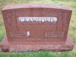 Dorotha <i>Pence</i> Crawford
