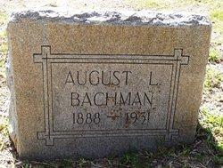 August Louis Bachman