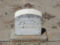 Edna Gertrude Adams
