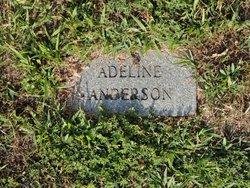 Adeline Vergie <i>Gray</i> Anderson