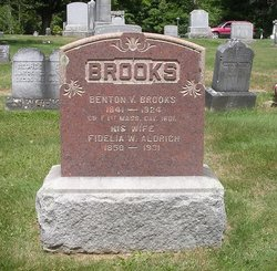Benton V. Brooks