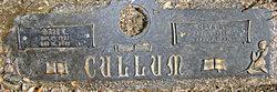 Mary Etta <i>Hall</i> Cullum