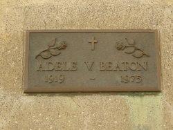 Adele V Beaton