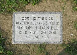 Myron H. Daniels