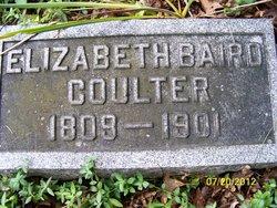 Elizabeth <i>Baird</i> Coulter