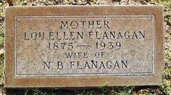 Lou Ellen <i>Tool</i> Flanagan
