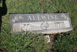 Jeffie Lorene <i>Glenn</i> Alewine