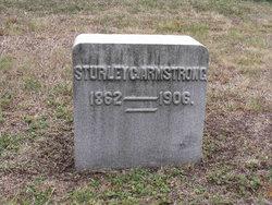Sturley Cuthbert Armstrong