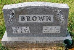 Clifton P. Brown