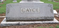 Carrie W Cayce