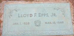 Lloyd F Epps, Jr