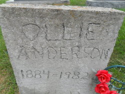 Ollie <i>Moxley</i> Anderson