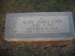 Alan James Al Etier