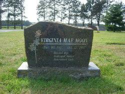 Virginia Mae Ginger <i>Marlow</i> Moon