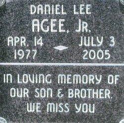 Daniel Lee Agee, Jr