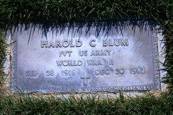 Harold Cecil Blum