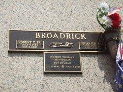 Robert Thomas R.T. or Bob Broadrick