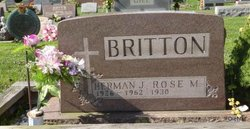 Rose Marie <i>Whipp</i> Britton