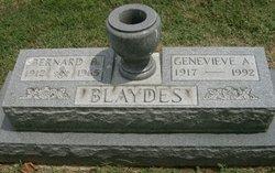 Bernard B Blaydes