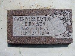 Gwenivere <i>Dayton</i> Bird Lyon