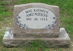 Mae Kathryn Amundson