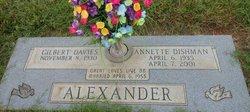 Gilbert Davies Alexander