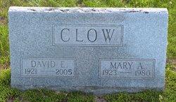 Mary Ann <i>Nemec</i> Clow