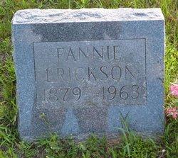 Fannie Erickson