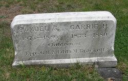Hulda Caroline Brackett