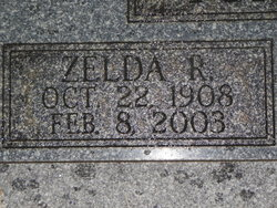 Zelda Rosena <i>Frederick</i> Amick