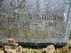 Marion <i>Morrow</i> Lentz