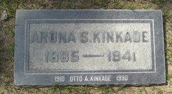 Arona S Kinkade