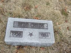 Reba Helen Childs